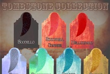 Tombstone Lipsticks Collection  / by Morgana Cryptoria