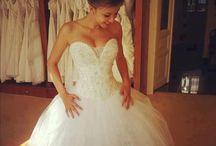 Suknie ślubne <3