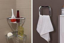 Astoria / Accessori e complementi di arredobagno da Regia Accessories & Complements for your bathroom by Regia