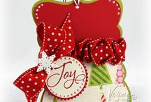 Christmas paper crafts / by Emily Carignan