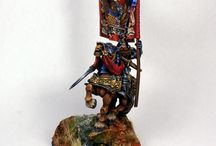 Warhammer FB - Empire / Warhammer Fantasy Battles | Empire | Collection of miniatures painted by modellers from all over the world.