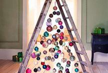 DIY arbre de Noël