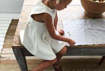 Girl kid style