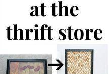 Thrift transformations
