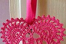 Crochet accesoires