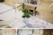 Succulent wedding