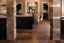 Travertine Tile Flooring / Travertine Tile Flooring