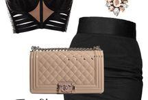 Clubbing wear