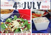 Independence Day  / Fun ideas for 4th of July hosting! / by Jeslyn Davis