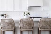 Kitchen Designs / kitchen. design. white. love.