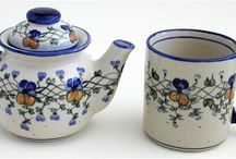 Boleslawiec - Polish Pottery / by Halina D. Bak