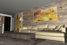 2 bedroom apartment / Interior Design