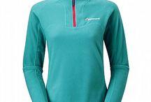 Women Fleece Tops / Women's outdoor clothings - fleece tops