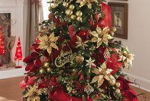 рождественские ёлки