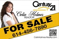 Century 21 Signs / CENTURY 21 #signs -  Main panels, #directionals for your open houses.