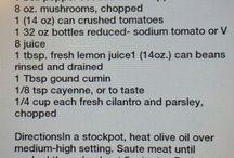 Soups healthy