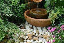 keramiek fontein