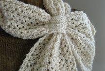 shawls and scarfs crochet
