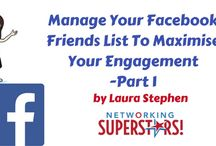 Facebook Tips for Network Marketers / How to succeed on Facebook