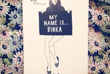 MY NAME IS RINKA