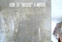 antic Mirror how to made