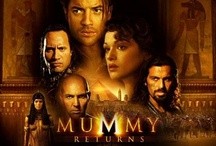 The Mummy....The Mummy Returns!!! / My favourite movie!!!