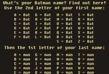 Mi a Batman neved?