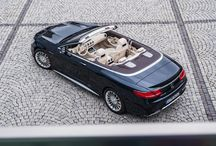 Marcedes Benz S65 AMG Cabriolet / GOAL