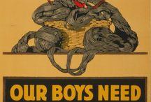 War Knitting