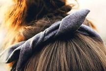 hair / by kristin leigh
