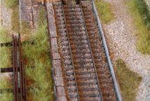 trenes y vias