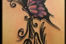 tattu mariposas