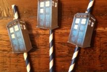Dr. Who Party