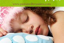 SLEEP TIPS FOR KIDS