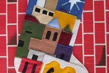Christmas - Stockings / by Holly Perry