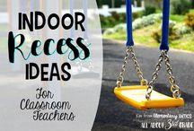 School- Indoor Recess