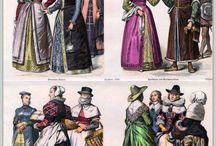 Costumes et époques