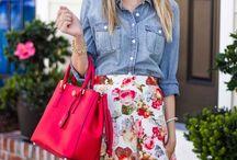 Inspiraçoes roupas