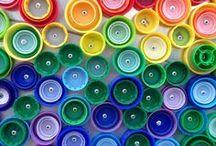 Bottle Top Art
