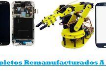 REMANUFACTURADO DE DISPLAYS
