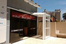 Cobertura Retrátil Para Bares e Restaurantes