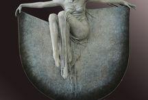 michael talbot sculpture