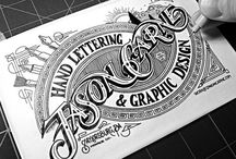 hand type,letter