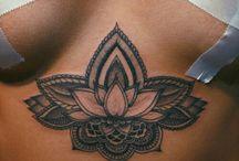 Tattoos / Boho tattoos