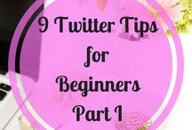 Twitter Tips / Trying to figure out Twitter? Here are some super helpful twitter tips and tricks