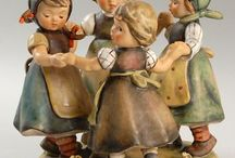 Art: Hummel Figurines