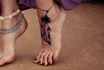 Tats & piercings / by Desirae Clarich 💋💙