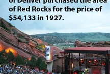 Red Rocks Fun Facts / by Global Dance