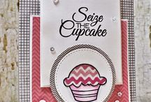 Carpe Cupcake / by Verve Stamps