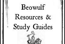 Beowulf / by Nicole Dybenko